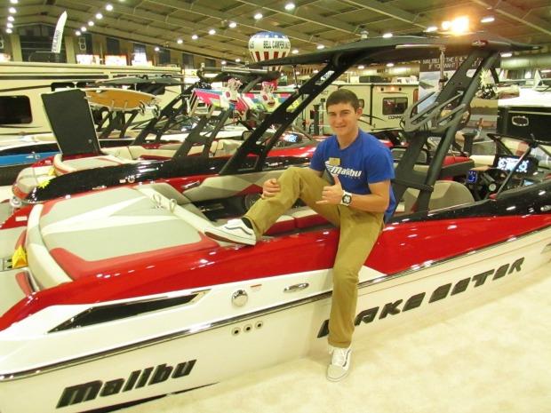 Tyler Brooks Malibu Boats