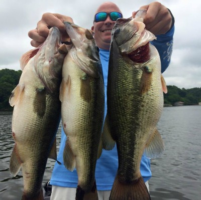 Grand Lake Fishing Report: July 27, 2015