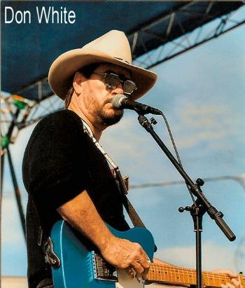 Don White Grand Lake musician