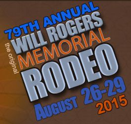 2015 Will Rogers Memorial Rodeo in Vinita OK