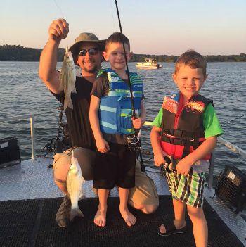 Grand Lake Fishing Report: Aug 19, 2015
