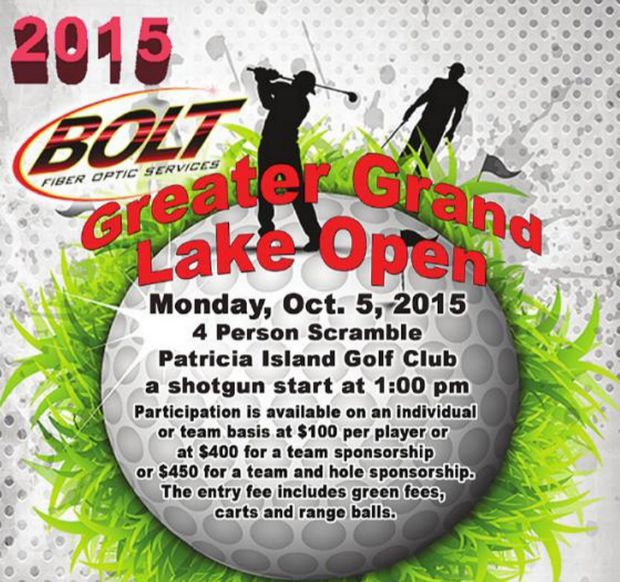 Greater Grand Lake Open Golf Tournament