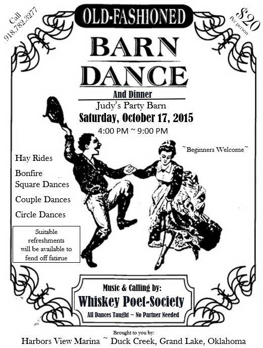 Harbors View Marina Barn Dance 2015