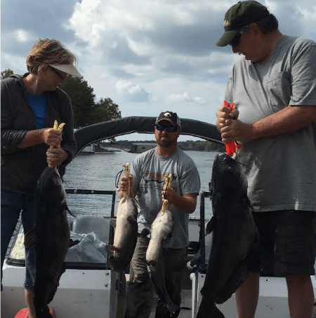 Grand Lake Fishing Report: Oct 23, 2015
