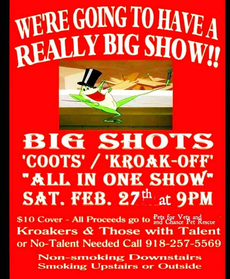 Big Shots Talent Show