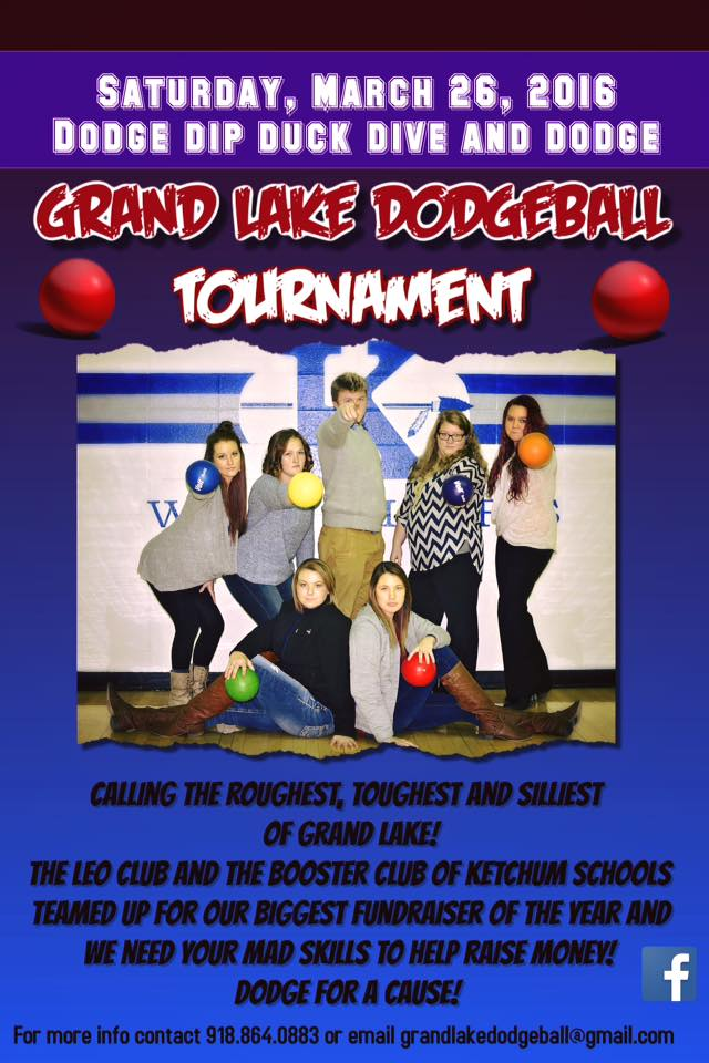 Grand Lake Dodgeball Tournament