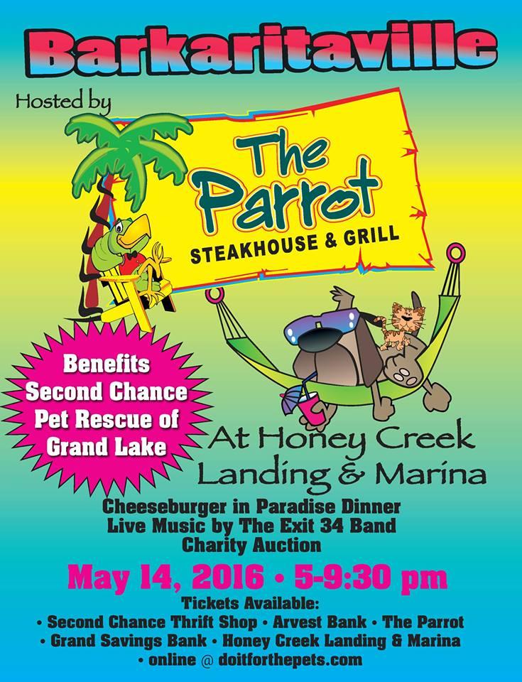 Barkaritaville Grand Lake fundraiser