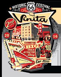 Celebrate America's Main Street At Vinita's 2016 Route 66 Festival On June 18