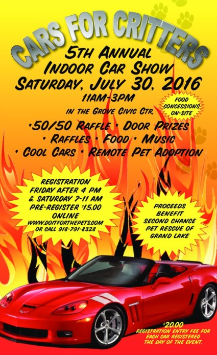 Cars For Critters Grand Lake 2016