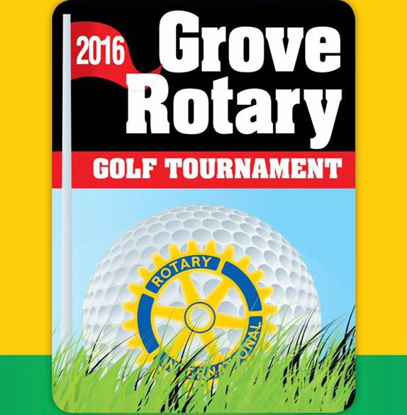 2016 Grove Rotary Golf Tournament