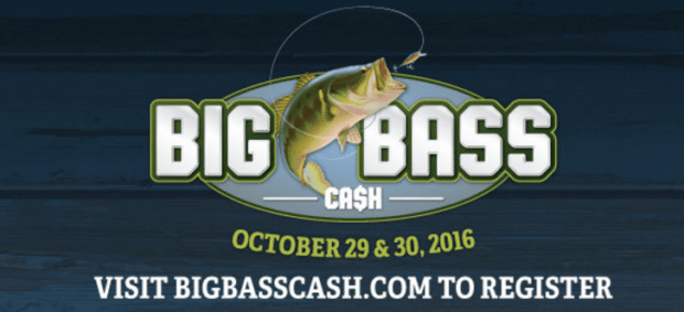 Big Bass Cash Tournament Grand Lake