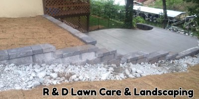 Retaining wall contractors Grand Lake OK