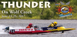 Thunder on Wolf Creek 2017