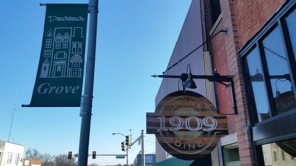Grove OK downtown revitalization