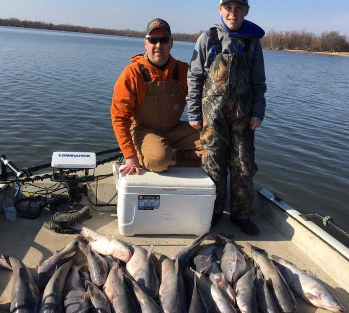 Grand Lake Fishing Report – Feb 24, 2017