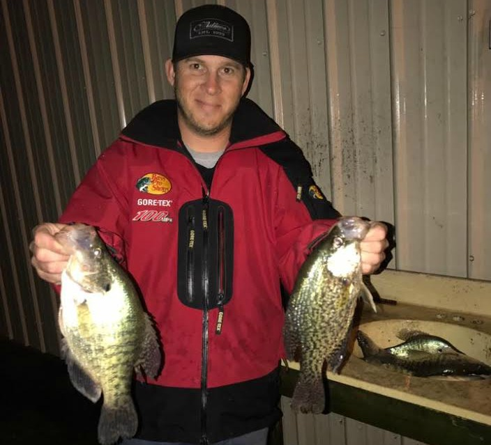 Grand Lake Fishing Report – March 8, 2017