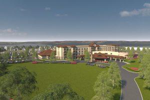 Shangri-La Resort Hotel Grand Lake
