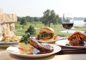 Summit Restaurant and Buffalo Bar at Shangri-La