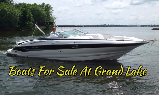 Boats For Sale at Grand Lake Oklahoma