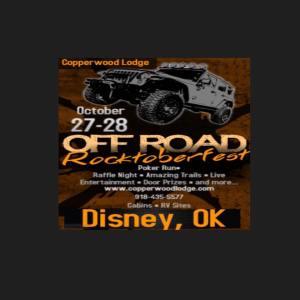 Rocktoberfest 2017 Disney Oklahoma