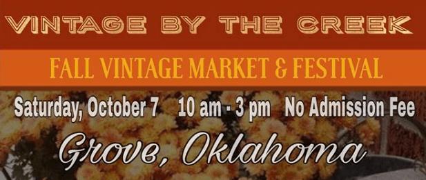 Vintage Market Fall 2017 Grove OK