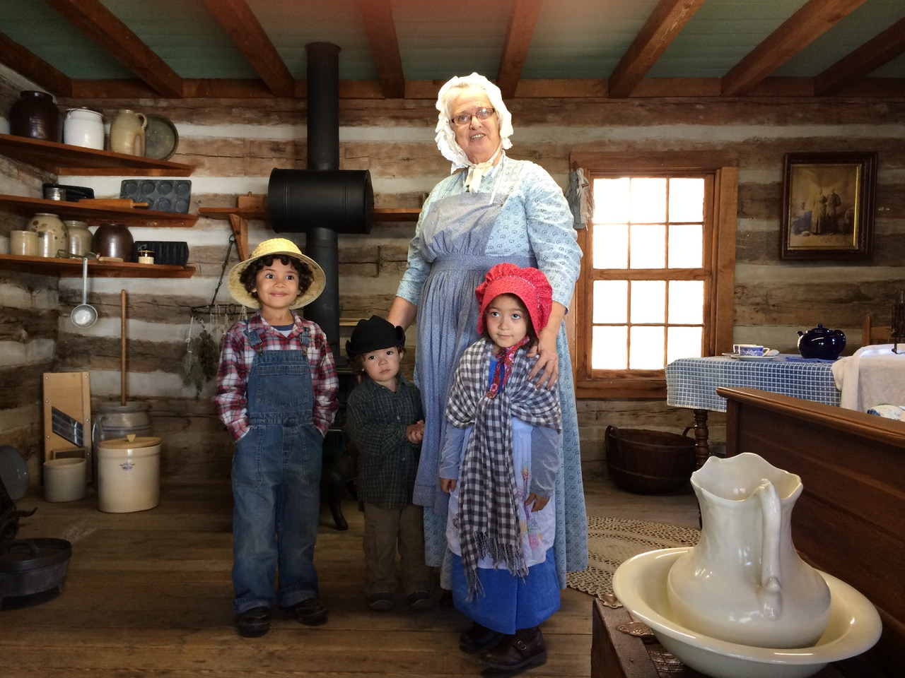 Pioneer Days at Har-Ber Village Museum