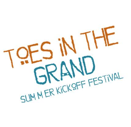 Toes in the Grand Festival