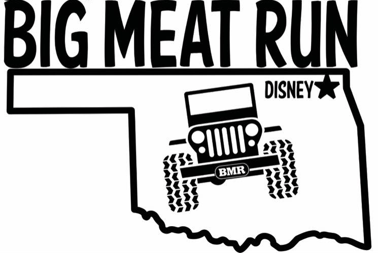 Big Meat Run Disney OK