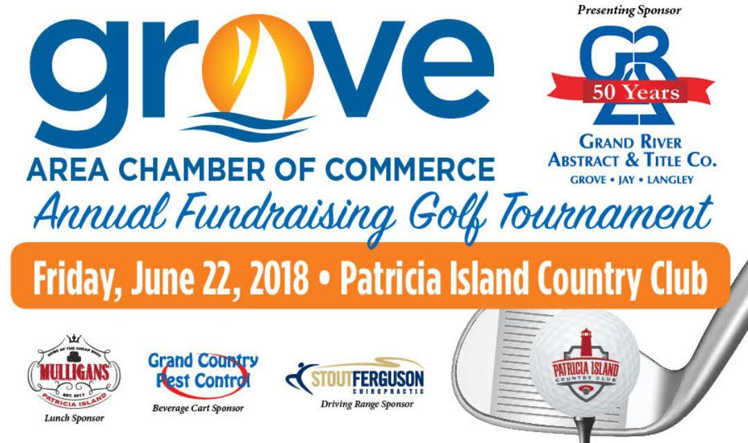Grove Chamber Golf Tournament 2018