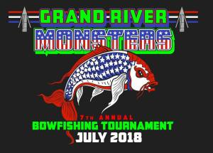 Grand River Monsters Bow Fishing Tournament 2018
