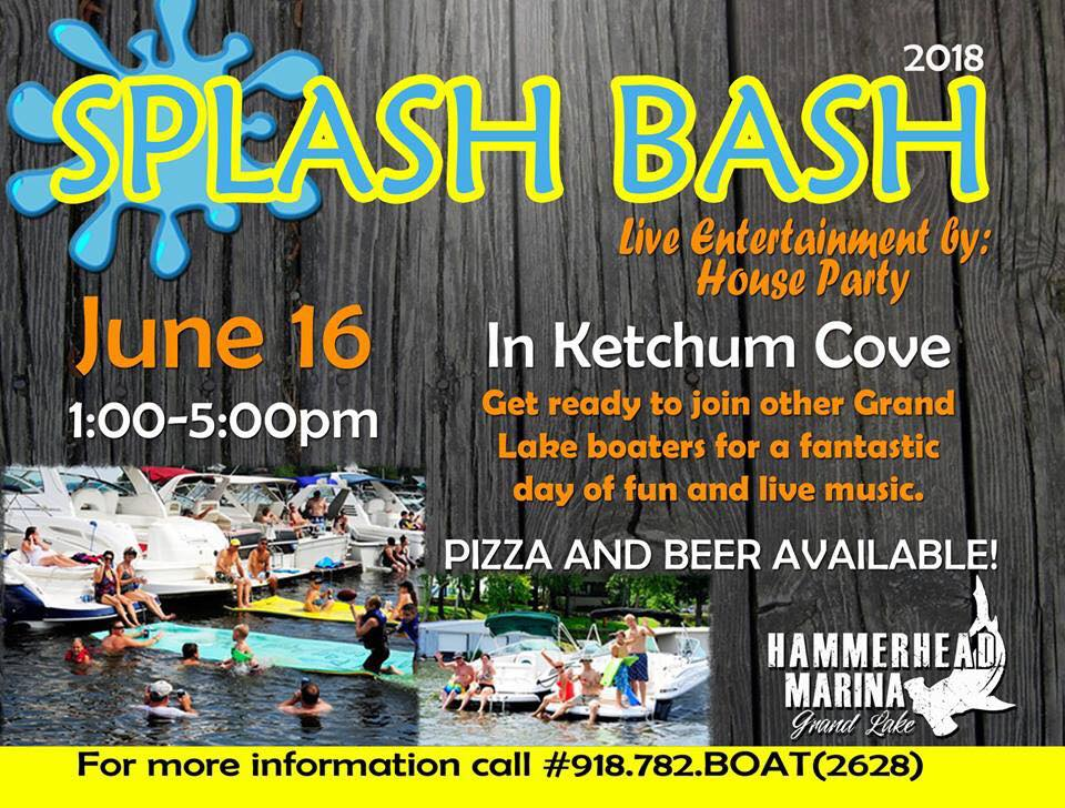 Ketchum Cove Splash Bash