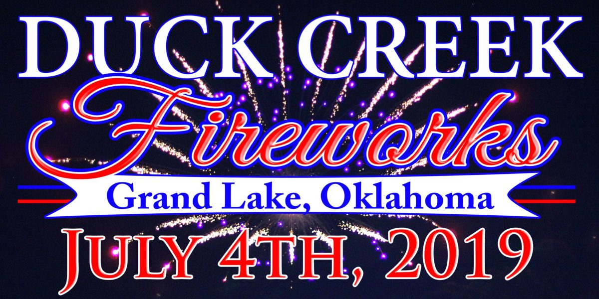 2019 Duck Creek Fireworks