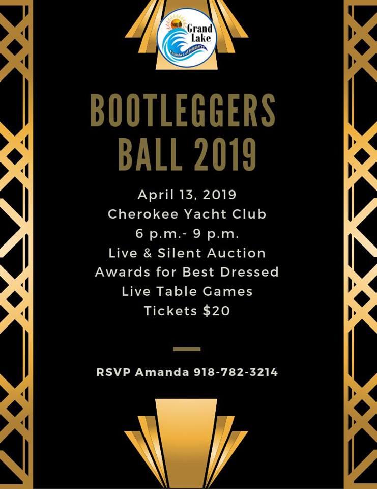 2019 Bootleggers Ball at Grand Lake