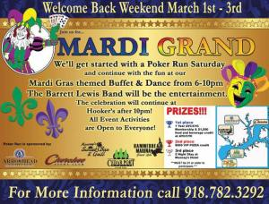 2019 Welcome Back Weekend at Grand Lake