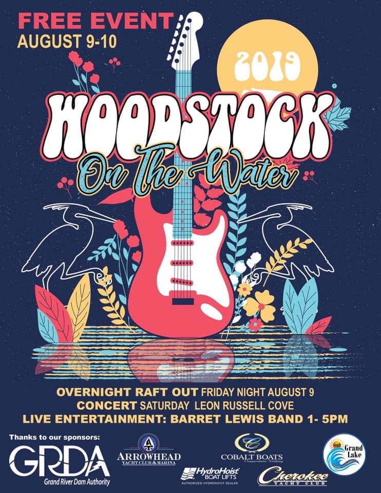 Woodstock on the Water 2019