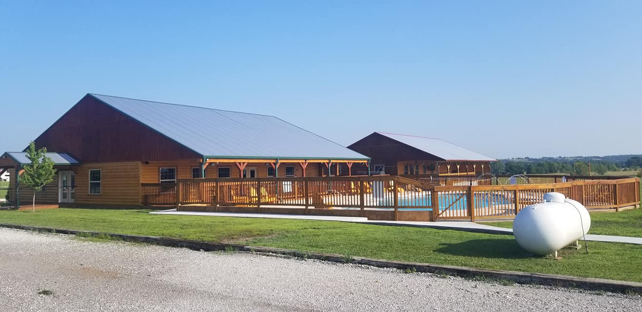 Grand Meridian RV, Cabin and Tiny Home Resort