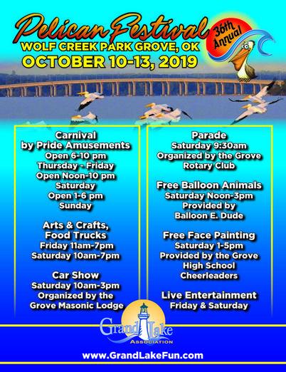 2019 Pelican Festival