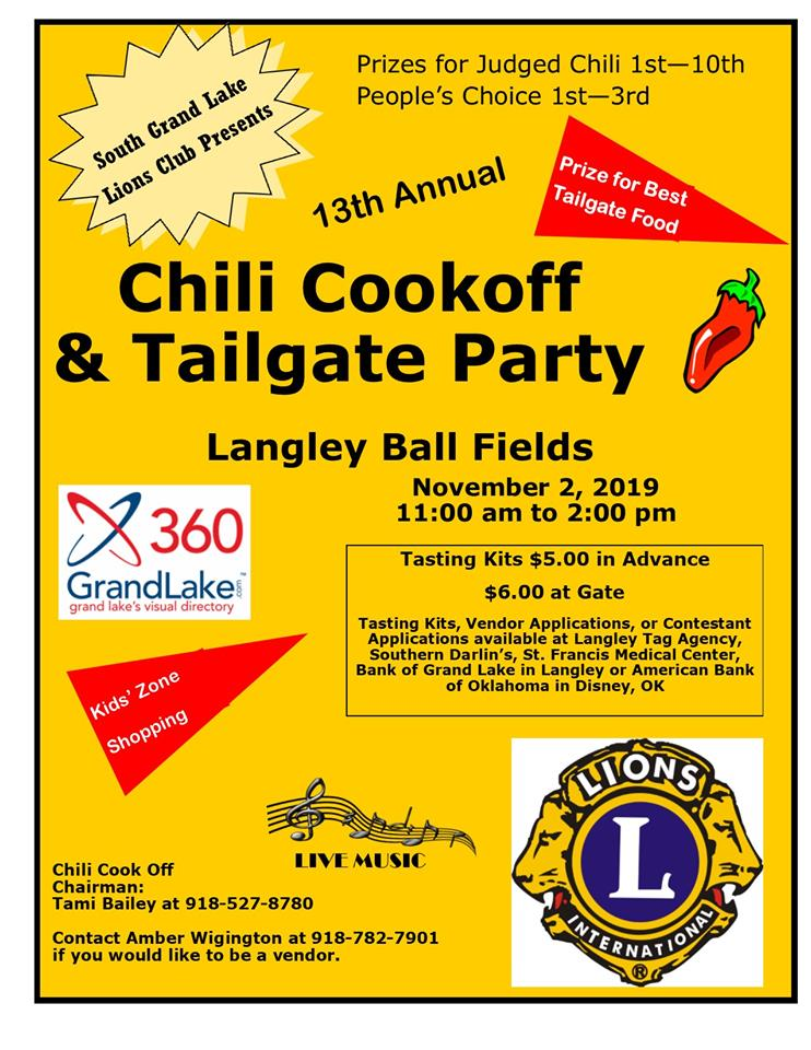 Langley Chili Cookoff 2019