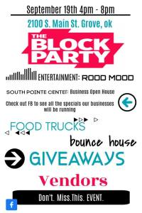 South Pointe Center Block Party