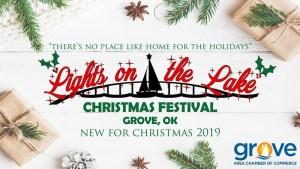 Grove Lights On The Lake Christmas Celebration