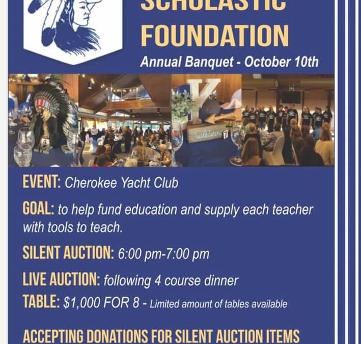 Ketchum Scholastic Foundation Annual Banquet