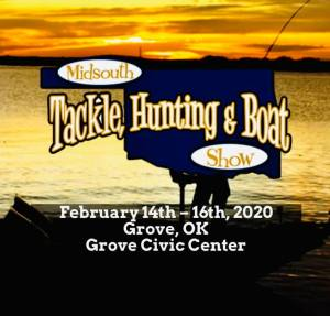 Midsouth tackle show Grove OK