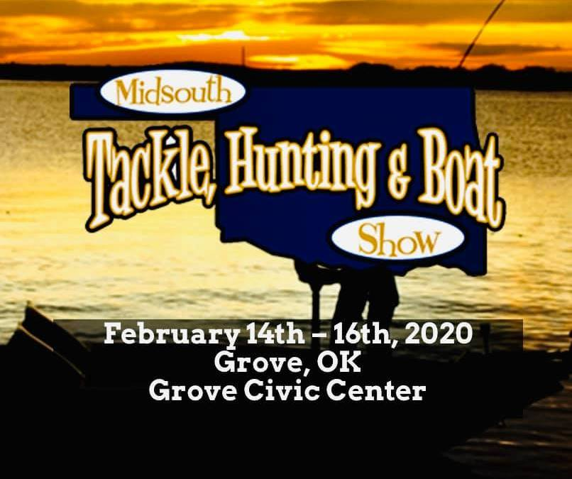 Mid-South Tackle, Hunting, and Boat Show 2020