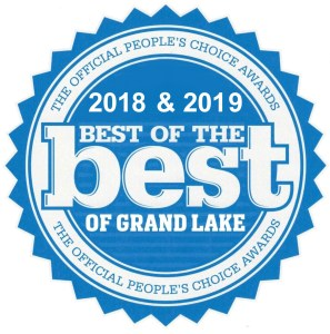 Best of the Best at Grand Lake