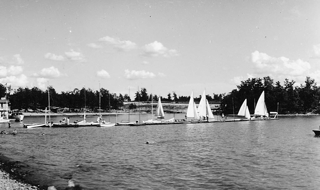 Grand Lake 1940