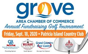 Grove Area Chamber 2020 Golf Tournament