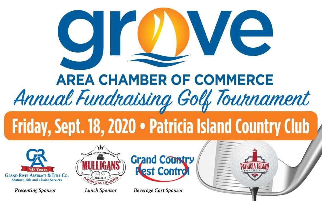 Grove Area Chamber Golf Tournament
