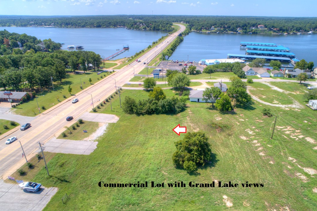 Hwy 59 Commercial Lot Grove OK For Sale