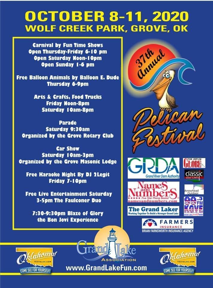 Pelican Festival 2020