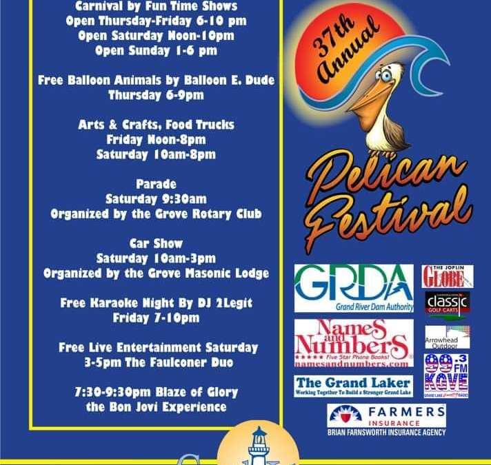 2020 Pelican Festival